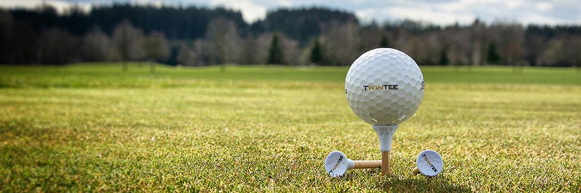 TWiNTEE Image Golf Ball