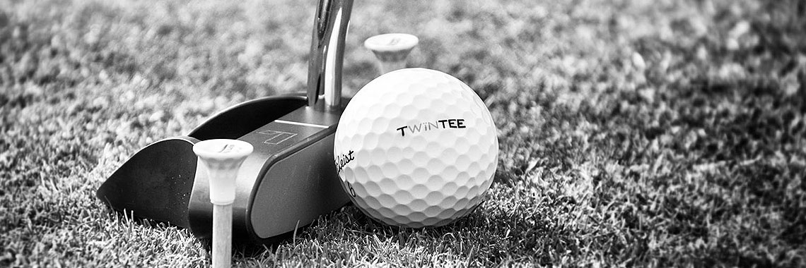 TWiNTEE Image Golf Ball