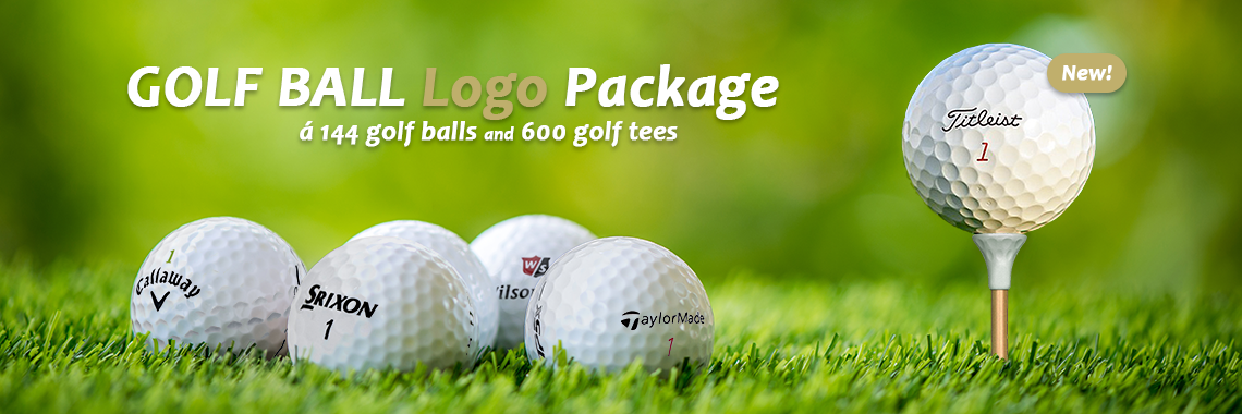 TWiNTEE golf ball packages