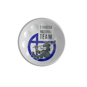 TWiNTEE Finnish National Team golf tee