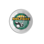 TWiNTEE Golfoot golf tee
