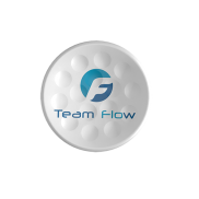 TWiNTEE Team Flow golf tee
