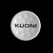 TWiNTEE Kuoni golf travel logo golf tee