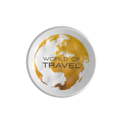 TWiNTEE world of travel golf tee