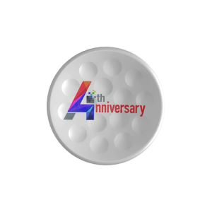 TWiNTEE 4th anniversary golf tee