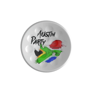 TWiNTEE Austin Party golf tee