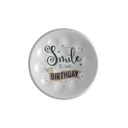 TWiNTEE smile birthday golf tee
