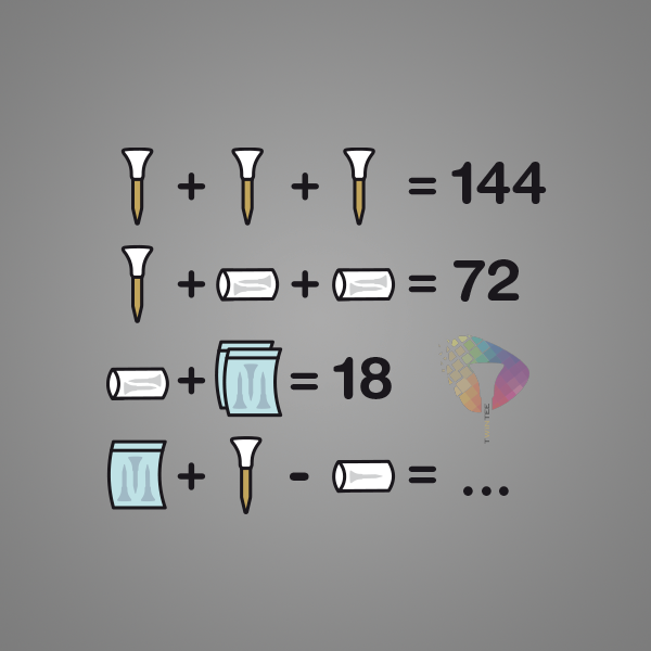 TWiNTEE Maths Riddle