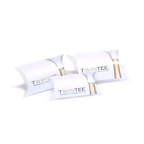TWiNTEE Golftee Clearboxes