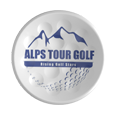 Alps Tour TWiNTEE Golf Tee