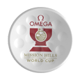 OMEGA Mission Hills WORLD CUP - TWiNTEE Golf Tee