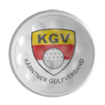 TwinTee Golftee with Logo KGV