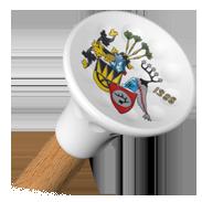 TWiNTEE Golftee Fritsch-Logotee